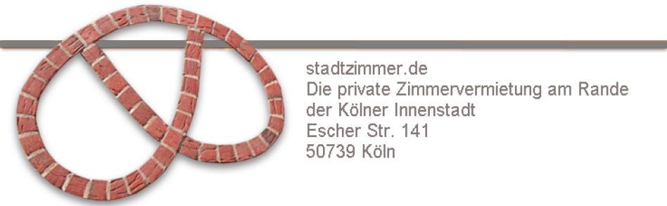 stadtzimmer.de - Die private Zimmervermietung am Rande der Kölner Innenstadt